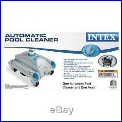 2 Intex Automatic Above Ground Swimming Pool Vacuum Cleaner 28001E (For Parts)