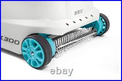 28005E ZX300 Deluxe Automatic Pool Cleaner, Grey