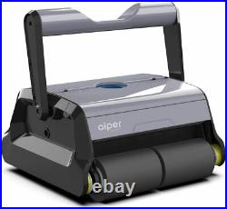 AIPER Automatic Robotic Pool Cleaner with Tangle-Free Swivel Cord, Large Filter