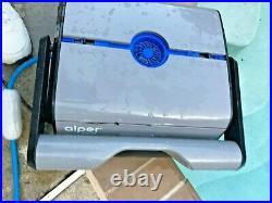AIPER HJ 2052 Automatic Robotic Pool Cleaner Tangle-Free Swivel Cord DEMO