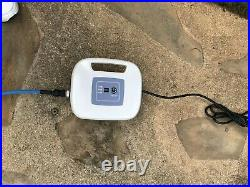 AIPER HJ 2052 Automatic Robotic Pool Cleaner Tangle-Free Swivel Cord DEMO