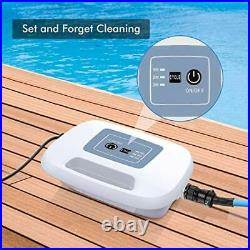 AIPER SMART Automatic Robotic Pool Cleaner with Wall Climbing Function