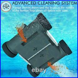 AIPER SMART Cordless Automatic Pool Cleaner, Rechargeable Robotic Pool Cleaner