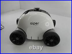 AIPER SMART Cordless Automatic Rechargeable Robotic Pool Cleaner Up to 861 Sq Ft