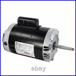 AO Smith B625 3/4 HP Pool Booster Pump withGO-KIT-71 Replcmnt Motor Polaris PB4-60