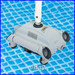 Above Ground Swimming Pool Vacuum Automatic Cleaner For Filter Pumps 1600 3500