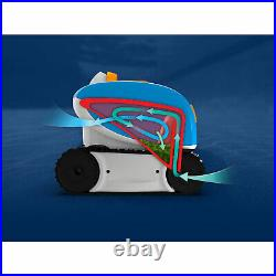 Aqua Products Sol Automatic Robotic Pool Cleaner for In Ground Swimming Pools