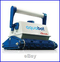 Aquabot AB-CLASSIC Automatic Robotic In Ground Wall Swimming Pool Cleaner Vacuum