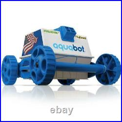 Aquabot APRV Pool Rover Hybrid Above Ground Automatic Swimming Pool Cleaner Bot