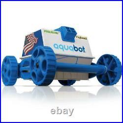 Aquabot Aquabot Pool Rover Hybrid Above Ground Automatic Swimming Pool Cleaner