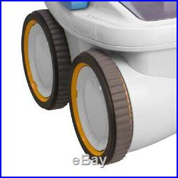 Aquabot Breeze 4WD In-Ground Automatic Robotic Swimming Pool Cleaner (Used)