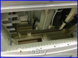 Aquabot Breeze IQ Automatic In-Ground Robotic Brush Pool Cleaner READ Desc