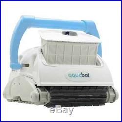 Aquabot Breeze IQ Wall-Climbing Automatic In-Ground Robotic Pool Cleaner (Used)