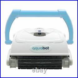 Aquabot Breeze IQ Wall Climbing Automatic Robotic Brush Pool Cleaner (2 Pack)