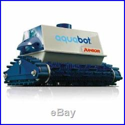 Aquabot Classic Junior Jr In-Ground Automatic Swimming Pool Robotic Cleaner ABJR