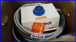Aquabot Jr. Junior ABJR Automatic Robotic Inground Pool Cleaner