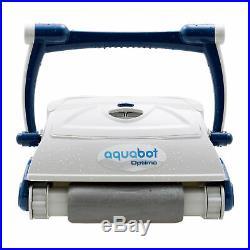 Aquabot Optima Automatic Robot Universal In Ground Swimming Pool Vacuum Cleaner