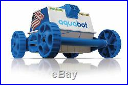 Aquabot Pool Rover Hybrid Above Ground Automatic Swimming Pool Cleaner (Used)