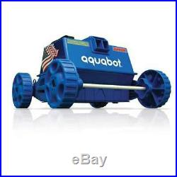 Aquabot Pool Rover Junior Above Ground Automatic Swimming Pool Cleaner (USED)