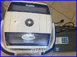 Aquabot Prime S600 Automatic Intelligent Robot Universal In-Ground Pool Cleaner