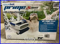 Aquabot S300 Prime Intelligent Robot Universal In-Ground Pool Cleaner