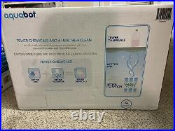 Aquabot S300 Prime Intelligent Robot Universal In-Ground Pool Cleaner
