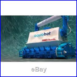 Aquabot Turbo ABT In-Ground Automatic Robotic Swimming Pool Cleaner (Used)