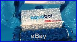 Aquabot Turbo Classic ABT In-Ground Automatic Robotic Swimming Pool Cleaner