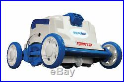 Aquabot Turbo T Jet In-Ground Automatic Robotic Pool Cleaner (For Parts)(2 Pack)