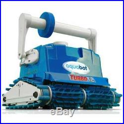 Aquabot Turbo T2 In-Ground Automatic Robotic Swimming Pool Cleaner (For Parts)