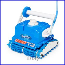 Aquabot Turbo T2 In Ground Automatic Robotic Swimming Pool Cleaner (Open Box)