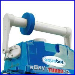 Aquabot Turbo T2 In-Ground Automatic Robotic Swimming Pool Cleaner (Open Box)