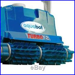 Aquabot Turbo T2 In-Ground Automatic Robotic Swimming Pool Cleaner (Used)