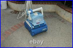 Aquabot Turbo T2 Robotic Swimming Pool Cleaner- Untested- AS IS