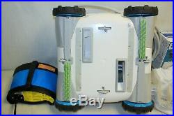 Aquabot XLS X-Large Breeze with Scrubbers Robotic Automatic Pool Cleaner InGround