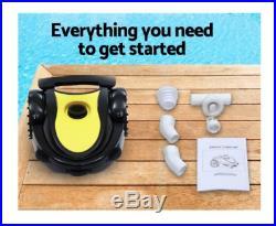 Aquabuddy Swimming Pool Cleaner Floor Automatic Vacuum