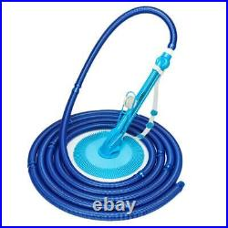 Auto Swimming Pool Automatic Cleaner Vacuum for Inground & Above Ground Hose Set
