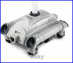 Automatic Above Ground Pool Vacuum Cleaner Intex Pools 1.5 Hose Fittings