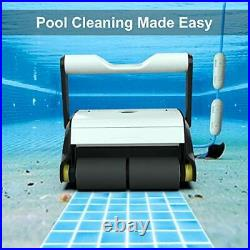 Automatic Pool Cleaner Robotic In-Ground/Above Ground Pool Cleaner Wall Climbing