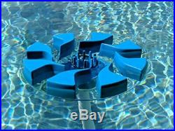 Automatic Pool Cleaner & Skimmer for 8Ft Deep in Ground and Above Ground Pools