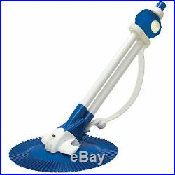 Automatic Pool Cleaner Vacuum for Intex Bestway Above Ground Swimming Pools