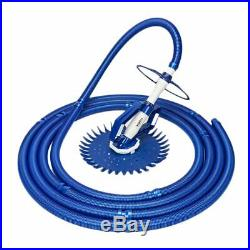 Automatic Pool Cleaner in-Ground Suction-Side Vacuum-Generic Climb Wall Pool Swe