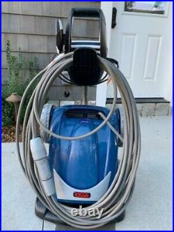 Automatic Robotic Pool Cleaner Polaris 9550 (with remote and fine silt filter)