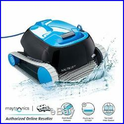 Automatic Robotic Pool Cleaner Suction With Large Capacity For Swimming Pool NEW