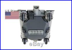 Automatic Swimming Pool Vacuum Cleaner Above Ground Robotic Auto Vac Robot NEW