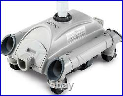 Automatic Vacuum Cleaner Above Ground Swimming Pool Performs Optimally 2,500 GPH