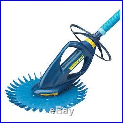 BARACUDA G3 W03000 Suction Side Automatic Pool Cleaner with Additional Finned Disc