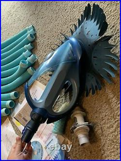 BARACUDA ZODIAC G4 W83251 Inground Suction Swimming Pool Cleaner withHose & Extras