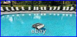 Betta Automatic Robotic Pool Cleaner Solar Powered Pool Skimmer USED GOOD