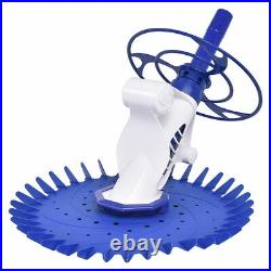 Costway Automatic Swimming Pool Cleaner Set Clean Vacuum Inground Above Ground